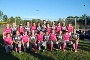 Team NC (Baylog) Think Pink