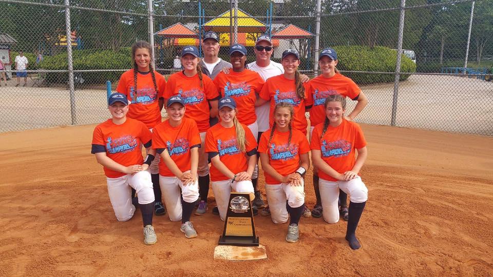 Team NC Baylog NC State Champs