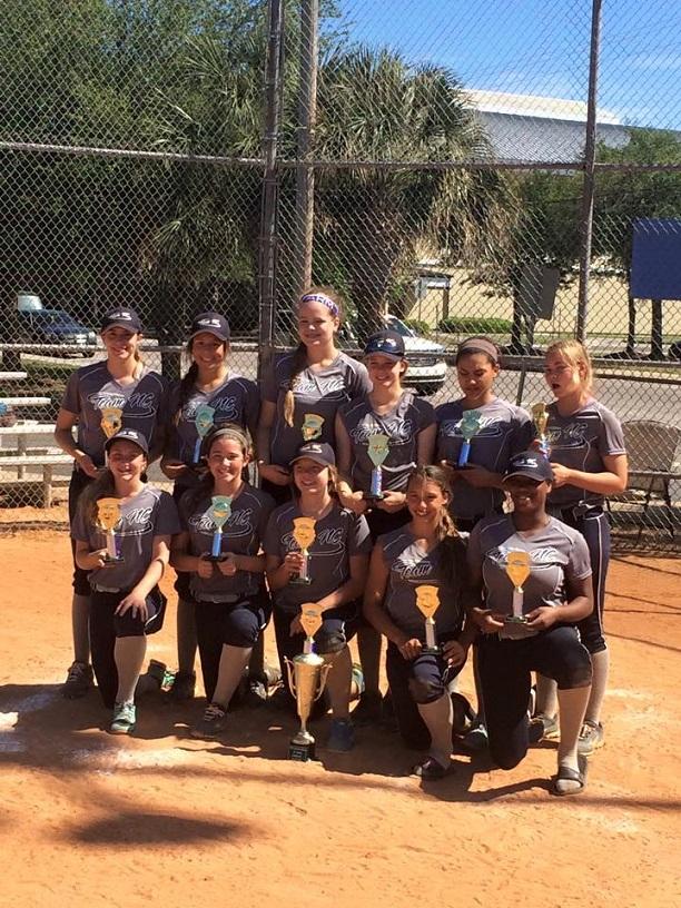 Team NC Baylog Champions
