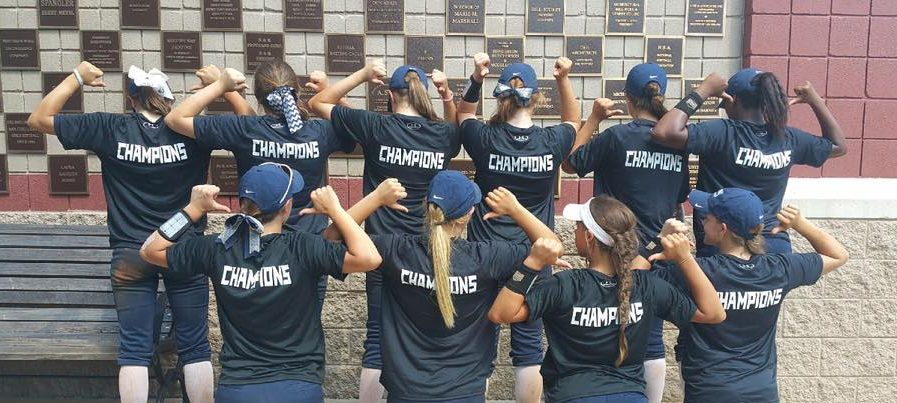 Leadership, Women and Sports: Team NC Champions